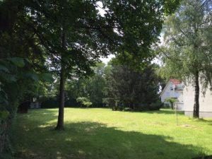 Grundstück mit Bestandsimmobilie 600qm und Baugrundstück 2004qm, München, Trudering
